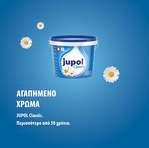 JUPOL Classic 50 χρόνια