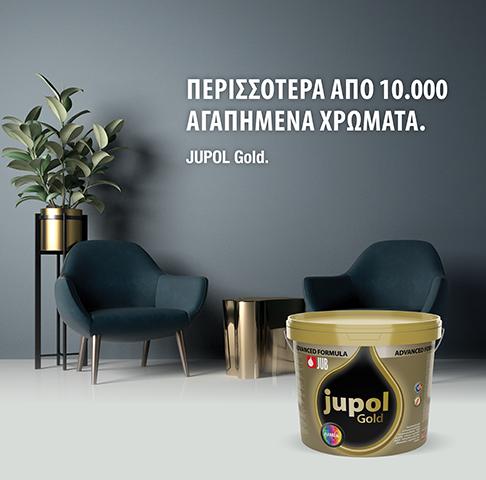 JUPOL Gold občutki
